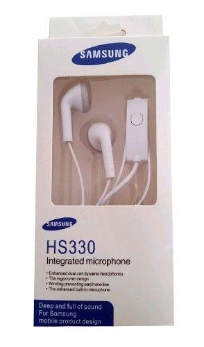 Fone de ouvido Samsung – HS 330 - Branco
