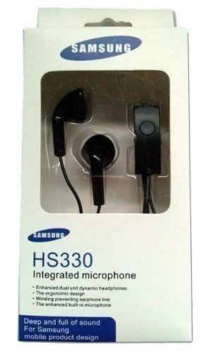 Fone de ouvido Samsung – HS 330 Preto