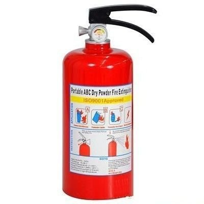 Cofre extintor de incêndio