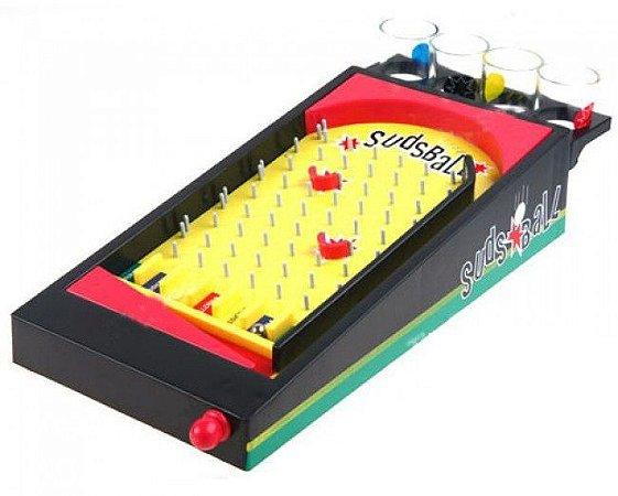Jogo de pinball shots dose