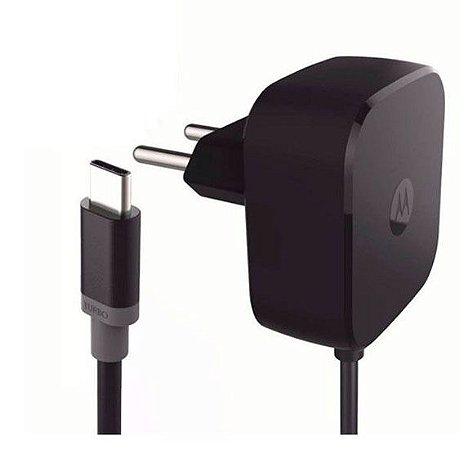 Carregador Motorola Turbo Power USB Tipo C - 30W