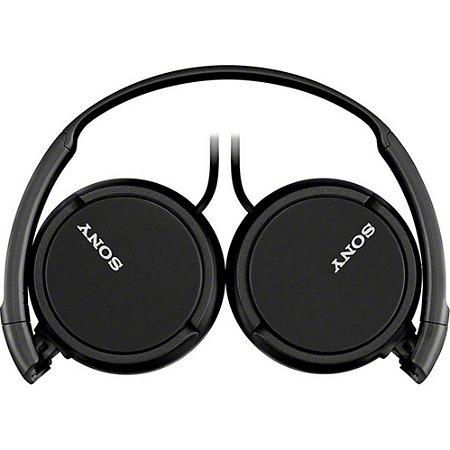 Fone de ouvido Sony  MDR-ZX 110 - Preto