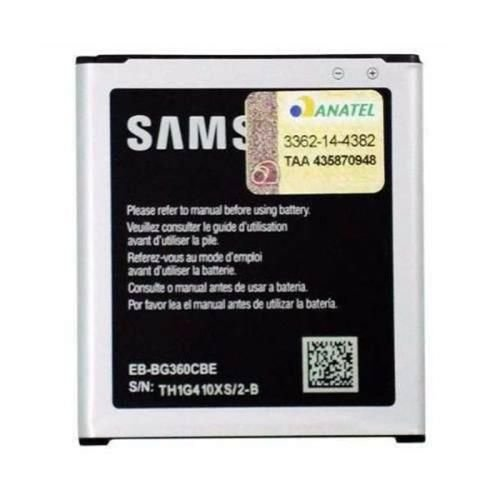 Bateria Samsung Eb-bg360 Win 2 G360 J2 J200 Duos Tv 2000mah