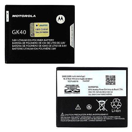 Bateria Motorola Moto G4 - GK40