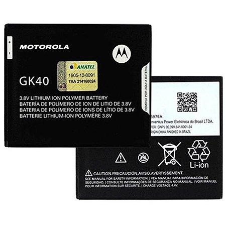 Bateria GK40 Motorola Moto G4 Play