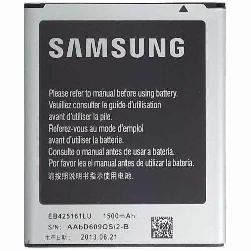 Bateria Galaxy Samsung S3 Mini GT-I8190