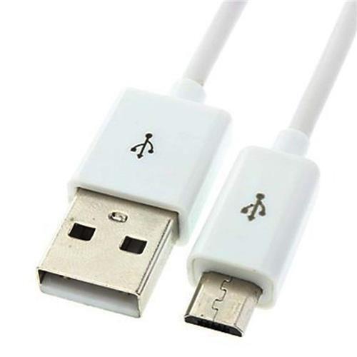 Cabo USB carregador Samsung V8