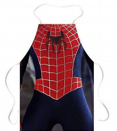 Avental homem aranha