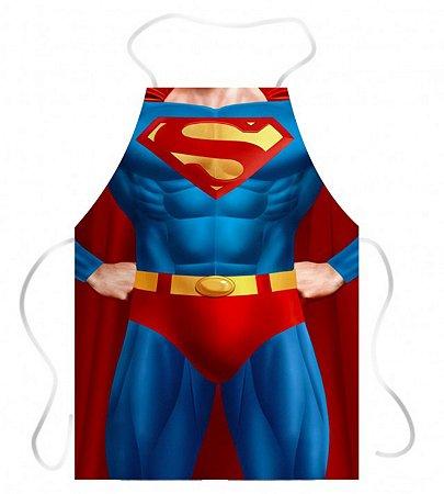 Avental super homem