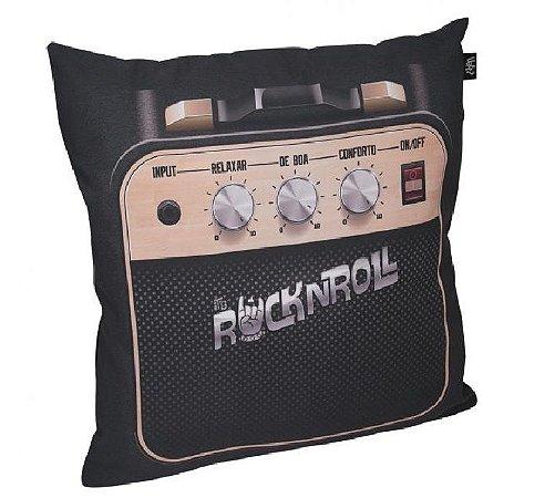 Almofada rock and roll