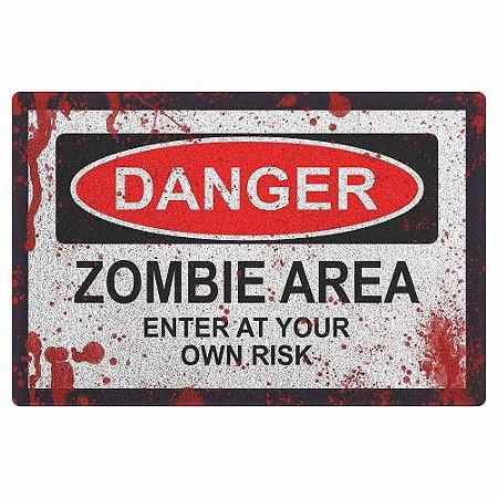 Capacho danger zombie area