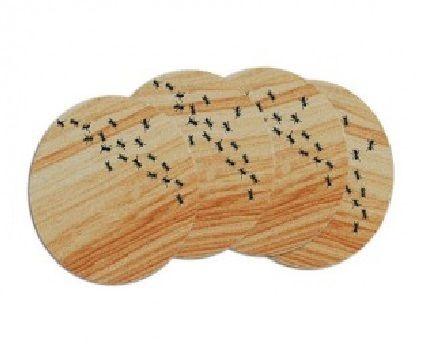 Porta copos formiga