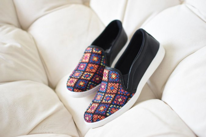 A12017 - Slip On Marina Mello - Tricot