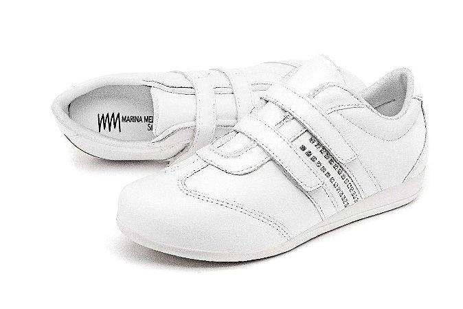 A9005 - Linha Branca Marina Mello - Branco | Strass