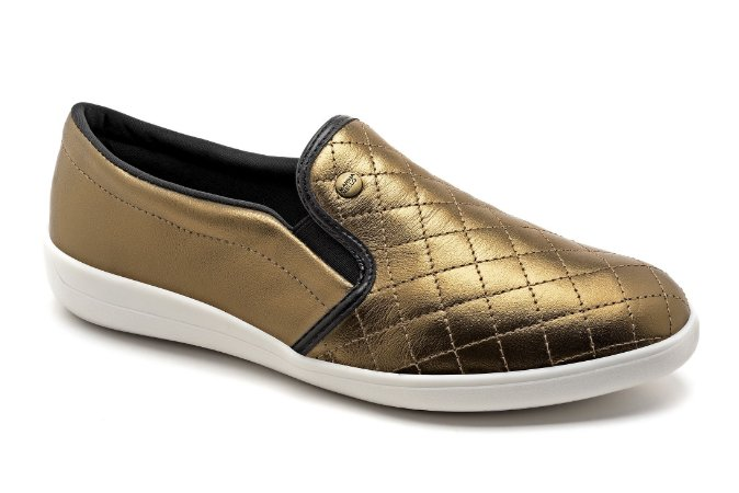 A13004 - Slip On - Lumina Bronze | Matelace
