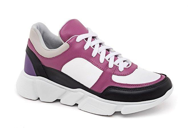 C20001 - Chunky Sneaker Hibisco