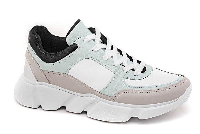 C20001 - Chunky Sneaker Acqua