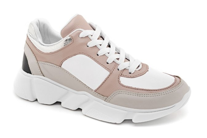 C20001 - Chunky Sneaker Rose New