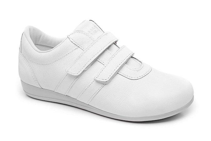 Tênis Clássico Marina Mello - Branco   Velcro