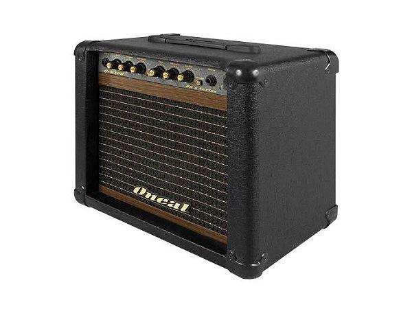 Cubo Guitarra Oneal 30W OCG-100 BK