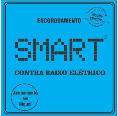 Encordoamento Smart Contra Baixo Niquel 0.45 5 CRD
