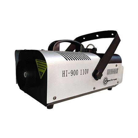Maquina de Fumaça Spectrum HI900 900 Watts 220V