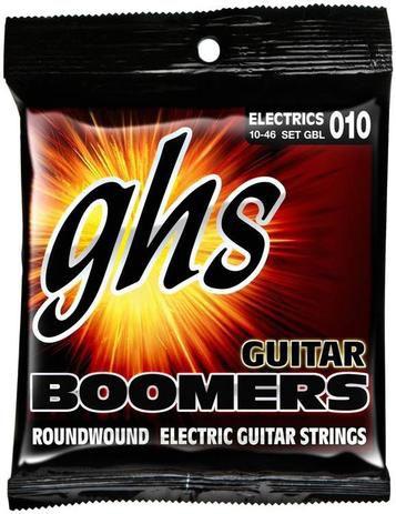 Encordoamento Guitarra GHS 010 GBL