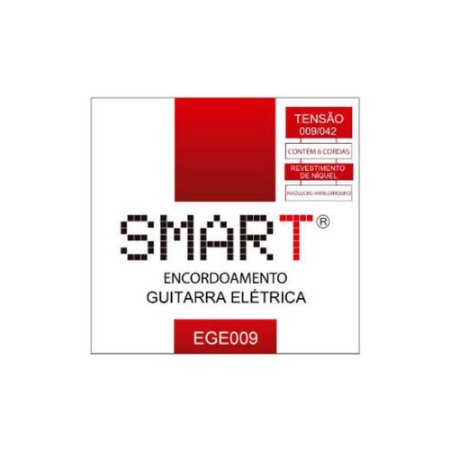 Encordoamento Smart 009 Guitarra