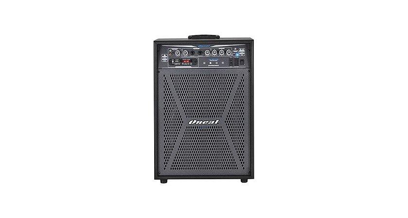Caixa Multiuso Oneal OCM-4115 USB/SD/FM/DISPLAY/REMOTE 300W