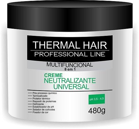 Creme Neutralizante Universal -limpeza química. KIT COM 10 UNIDADES