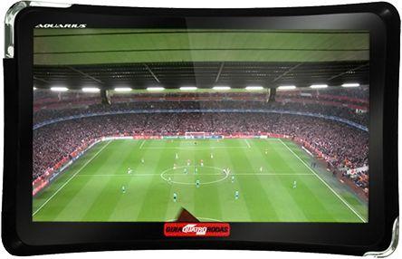 """GPS Automotivo Quatro Rodas Tela de 4.3"""" TV Digital e Mapa 2020"""