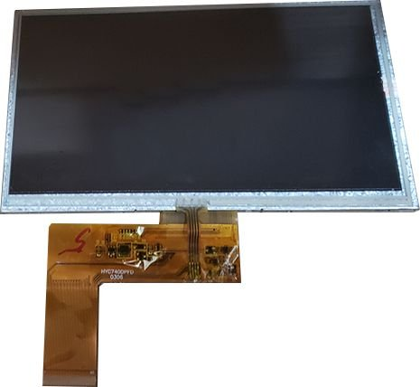 """Tela Display LCD+Touch Foston 7.0"""" FS-707DC - LE"""