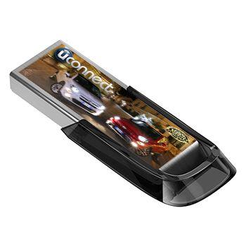 PenDrive Uconnect Garmin para Dodge/Fiat 2020 + Avisos Sonoros (Radares)