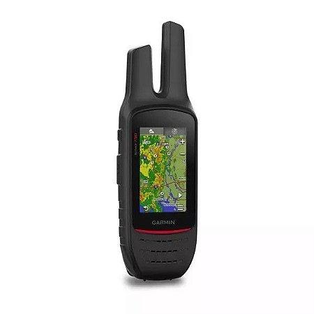 GPS Portátil Garmin Rino 750 - Radio Comunicador Bi-Direcional