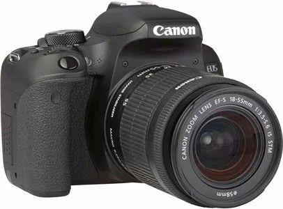 """Câmera Digital Canon EOS Rebel T7I 24.2MP 3.0"""" Lente EF-S 18-55MM IS STM"""