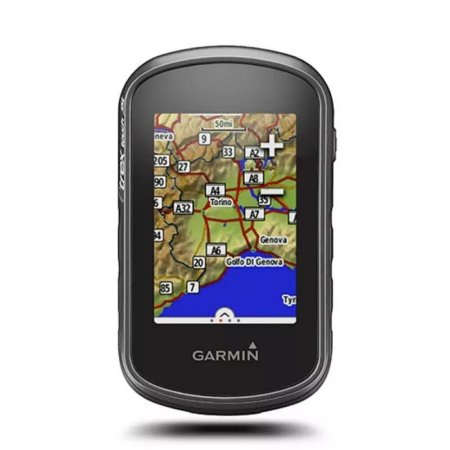 "GPS Portátil Garmin eTrex Touch 35 - visor 2.6"", rede GLONASS"