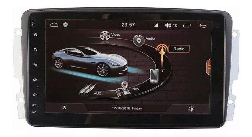 """Central Multimidia Winca S170 Mercedes Classe C DL1095 Antigo Android 6.0 Tela 7"""""""