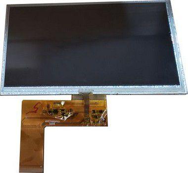 "Tela Display LCD+Touch Quatro Rodas 7.0"""