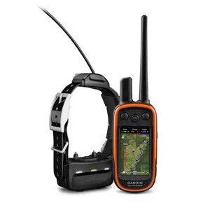 Garmin Gps Alpha 100 Dispositivo de Rastreamento para Cães com Coleira Bundle TT15