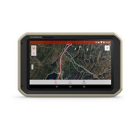 GPS Garmin Overlander - Gerenciamento de navegação por satélites robusto em estradas e terrenos com América do Sul 2022 - Lançamento