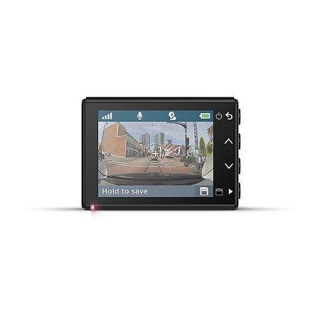 Garmin Dash Cam 66W - Câmera Gravadora Frontal Veicular de 180 Graus