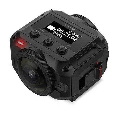 Câmera de ação profissional Garmin VIRB® 360 - Registre os melhores momentos em 360 Graus