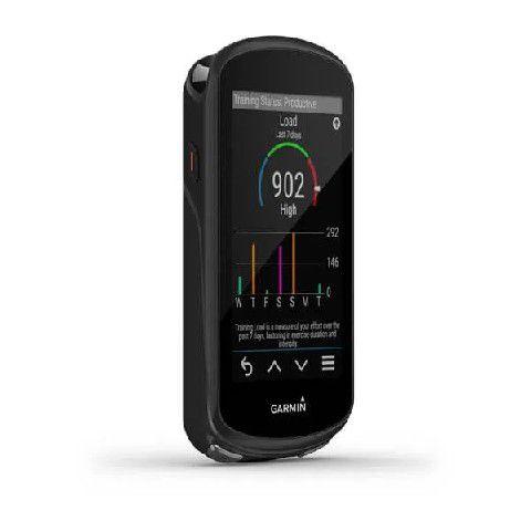 Ciclocomputador Garmin Edge 1030 PLUS (sem Kit) Preto e GPS com Conetividade