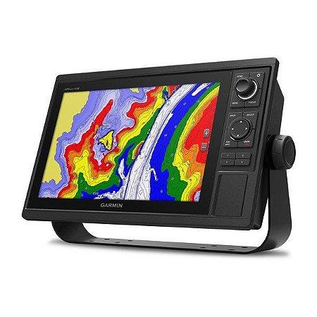 "GPS Garmin GPSMap 1042XSV Sonar com Tela de 10.1"" e Transdutor  GT52HW-TM + Combo Bluechart G2 2020.0"