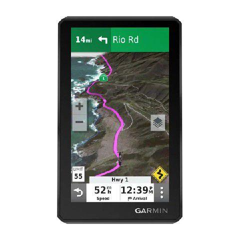 """GPS Garmin Zumo XT para Motos Tela 5.5"""" Todo Terreno SAM 2021.20 On-Off Road Comunicador & Inreach Satélites"""