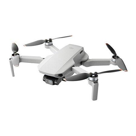 Drone DJI Mavic Mini 2 Fly More Combo 4K - Wifi com GPS 3 Baterias Retenção de Altitude 31 Minutos de Voo com Auto Retorno SD 64Gb