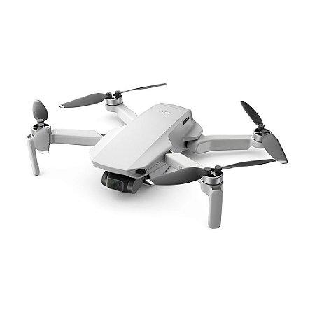 Drone DJI Mavic Mini Fly More Combo 4K - Wifi com GPS 3 Baterias Retenção de Altitude 31 Minutos de Voo com Auto Retorno SD 64Gb