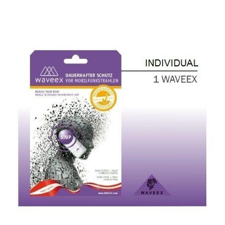 WAVEEX - ( 1 Unidade ) Chip Anti-radiação para Celulares, Tablets, conexão Wi-Fi, Bluetooth e etc.