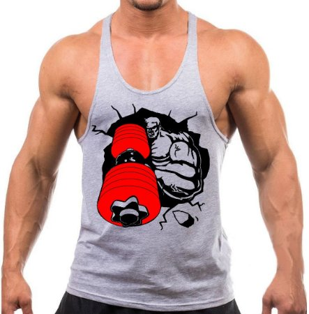304d288786 Regatas Cavadas masculina Fabrica Mundo Fitness - Fabrica Mundo Fitness