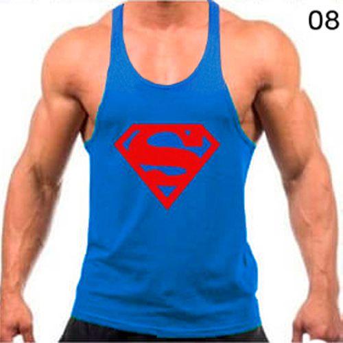 Regata Cavada Superman Marvel Azul